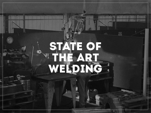 State of the Art Welding